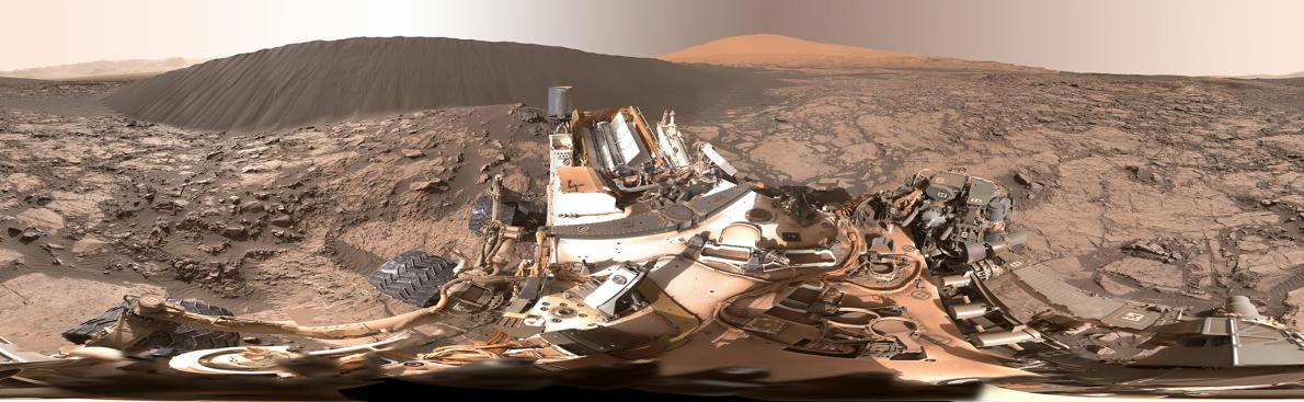 理系にゅーす探査車「キュリオシティ」から届いた最新画像 火星の動く砂丘「バグノルド砂丘」をパノラマ撮影/NASAコメントするトラックバック