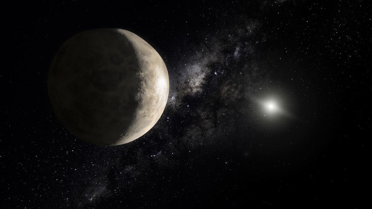 公転周期700年、太陽系の新たな「準惑星」を発見   ナショナルジオ ...