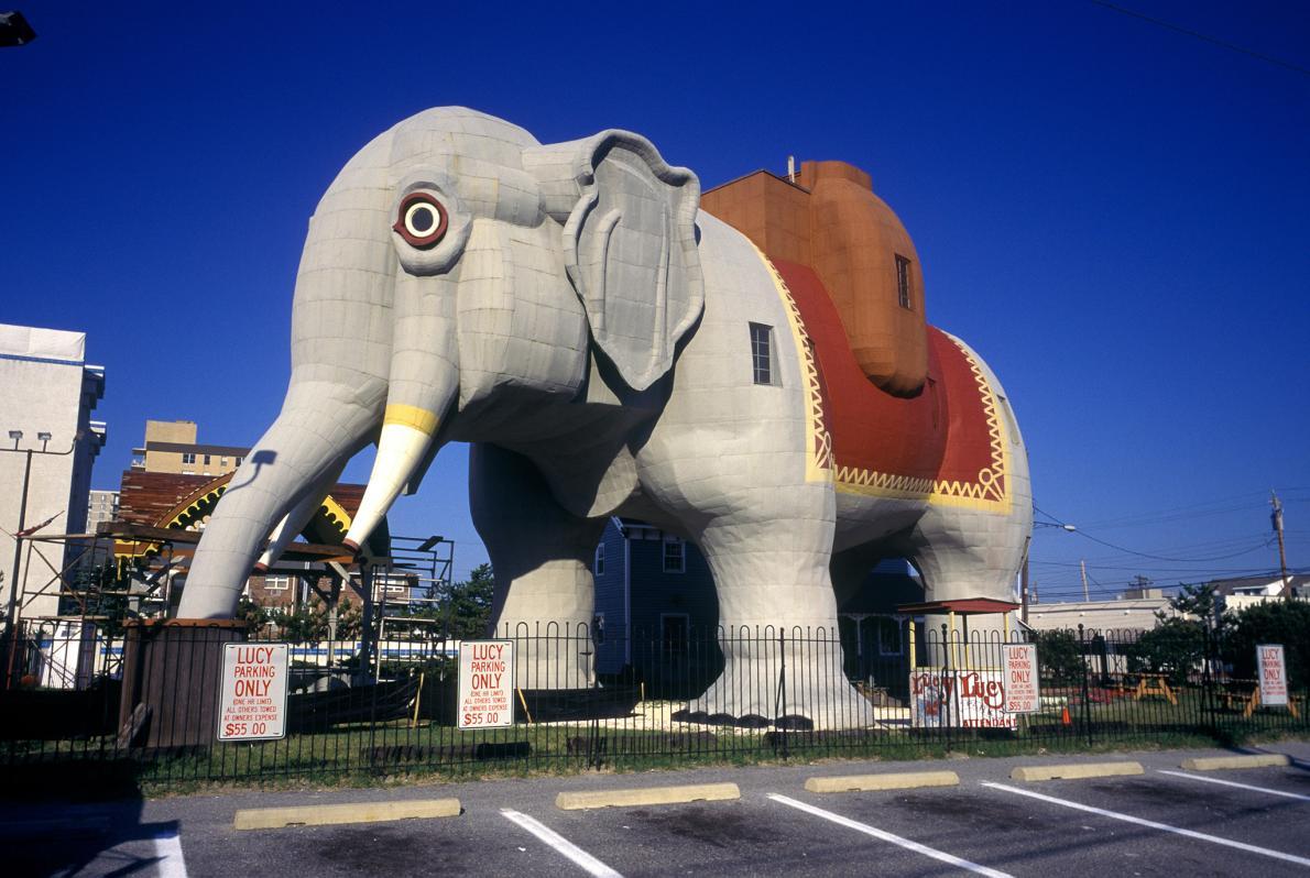 ゾウにティーポット、米国のヘン...