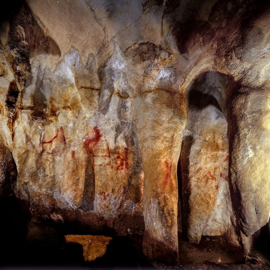 01 - 【解説】世界最古の洞窟壁画、なぜ衝撃的なのか?ネアンデルタール人は「愚かなヒト」ではなかった[02/26]