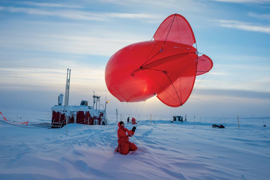グリーンランド、北緯82度の研究基地とは | ナショナルジオ ...