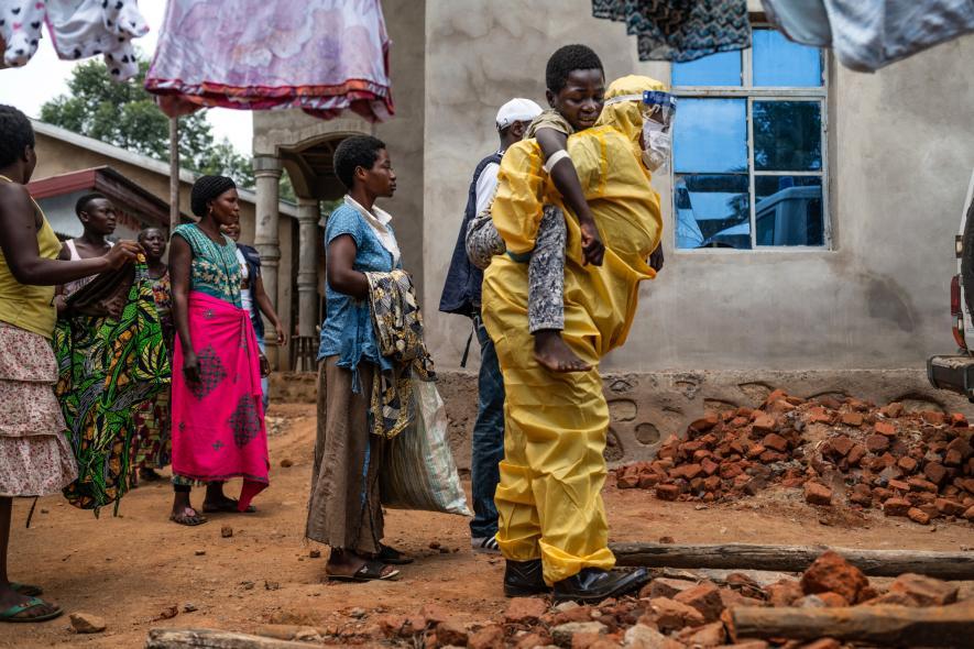 コンゴのエボラついに終息へ、決め手はワクチン接種 | ナショナルジオ ...