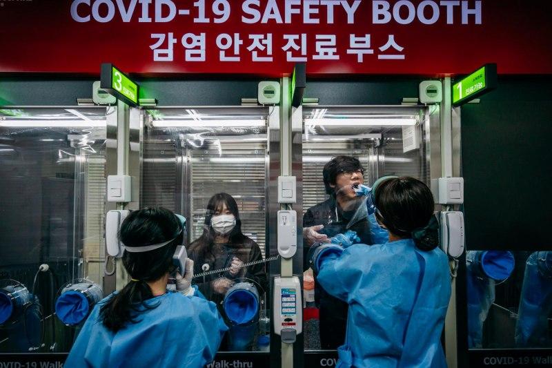 韓国 入国 コロナ