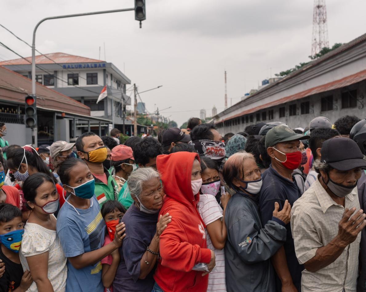 インドネシア コロナ ウイルス 感染 者 数