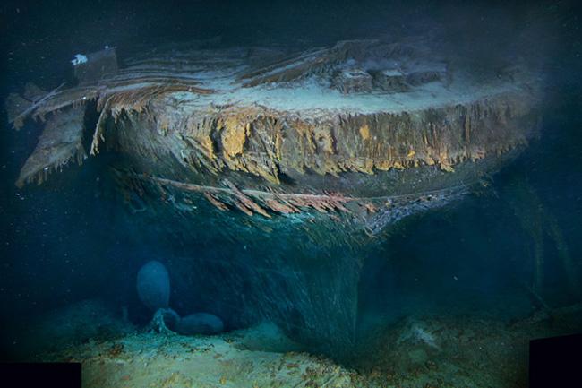 タイタニック 沈没の真実 ナショナルジオグラフィック日本版サイト