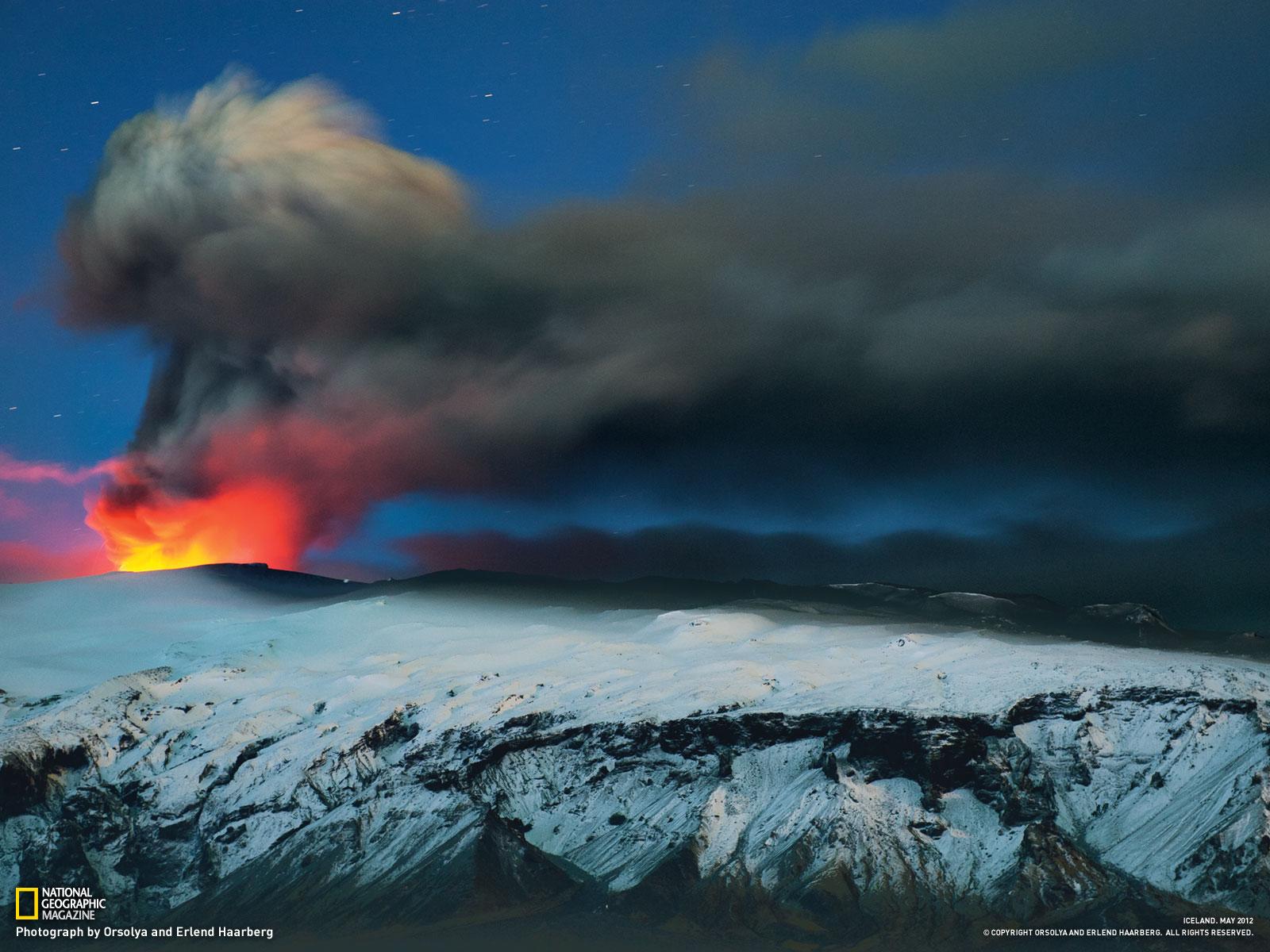 アイスランドの絶景 1 エイヤフ...