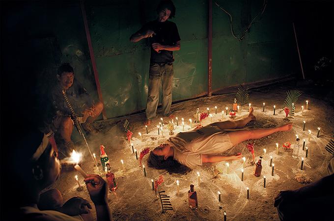 女神の霊を呼び出す儀式 | ナショナルジオグラフィック日本版サイト
