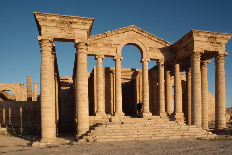 イスラム国」が破壊した文化遺産...
