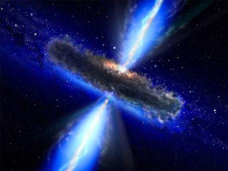 """宇宙空間で""""漂泊""""する磁場を発見..."""