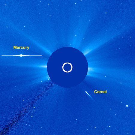 SOHO彗星