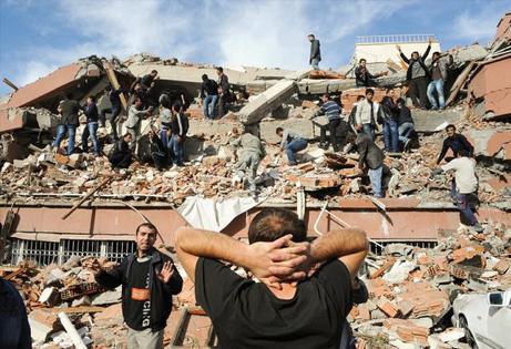 トルコ 地震