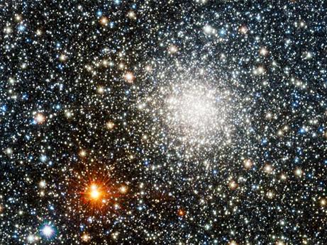 暗い球状星団、VISTAにより発見 ...