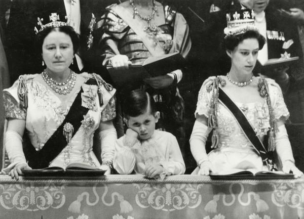 写真アーカイブ:1953年の戴冠式...