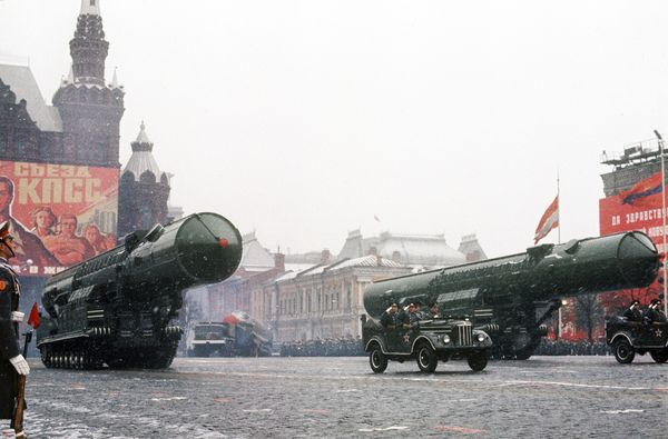 米露の「冷戦」が復活しているのか? | ナショナルジオグラフィック ...