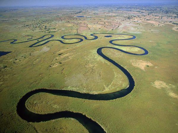 オカバンゴ・デルタ、世界遺産登録へ   ナショナルジオグラフィック日本版サイト
