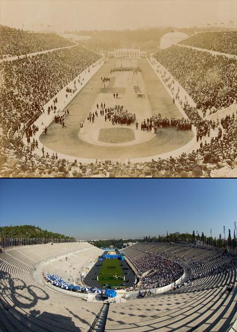 五輪の象徴、パナシナイコ競技場の歴史ナショナルジオグラフィック日本版サイト