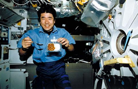 宇宙飛行士って面白い!
