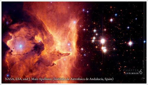 ハッブル望遠鏡が見た宇宙 ナシ...