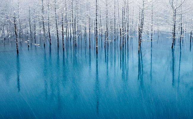 「青い池 ケント白石」の画像検索結果